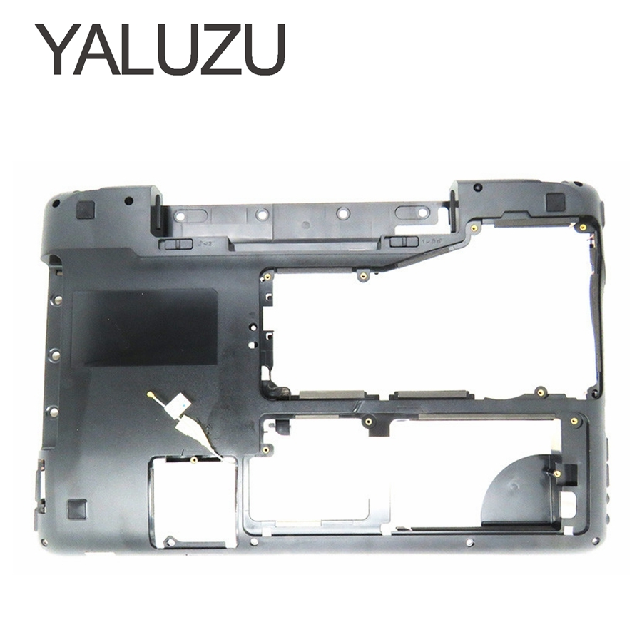 YALUZU New For <font><b>Lenovo</b></font> Ideapad <font><b>Y560</b></font> Y560A Y560P Base Bottom Cover Lower <font><b>Case</b></font> 34KL3BALV50 15.6