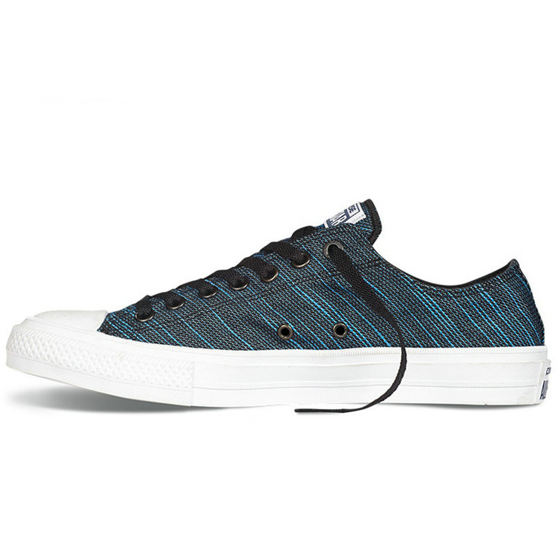6572385390599 Converse originale Chuck Taylor chaussures toile All Star II baskets homme  et femme chaussures bas classique skateboard 151091C dans Planche à  roulettes ...