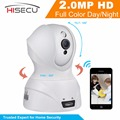 Hisecu Indoor Home Security CCTV Camera 2MP 1080P Wifi Wireless IP Camera Baby Monitor Camera Night Vision Camera 3.6mm lens