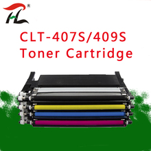 407S Compatible Toner Cartridge CLT-407S CLT407S CLT-409S K409S 409S toner cartridge for Samsung CLP-320 CL P-325W CLX-318
