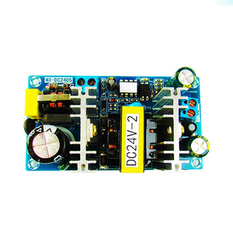 Переменный ток 100-240 В в постоянный ток 24 В 2A 3A 50 Вт импульсный модуль питания AC-DC