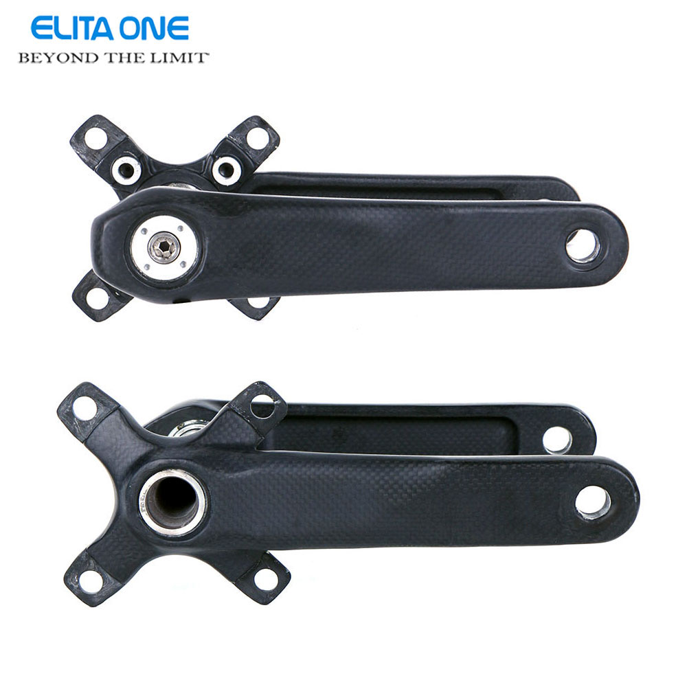 все цены на High Quality Road  Bicycle Super light 5 Claw/4 Claw  Crank Crankset Sprocket Axle Bicycle Parts онлайн