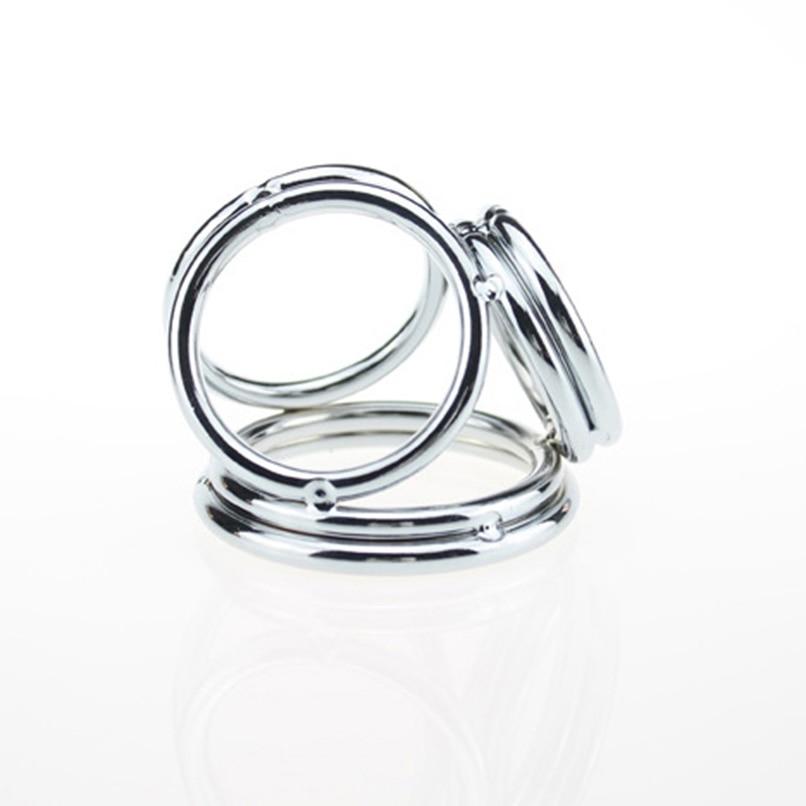 историй железное кольцо на член и яйца подумать имел возможность