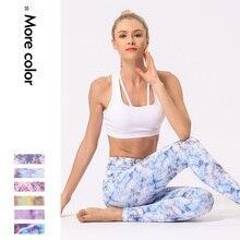Pants High Elastic Fitness Sport Leggings Tights Slim Running Sportswear Sports Women Yoga Pants Quick Drying Training Trousers все цены