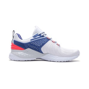 Image 4 - Li Ning Men LN CLOUD 2019 V2 Cushion Running Shoes Light Stable Support LiNing Bounce Sport Shoes Sneakers ARHP013 SJFM19