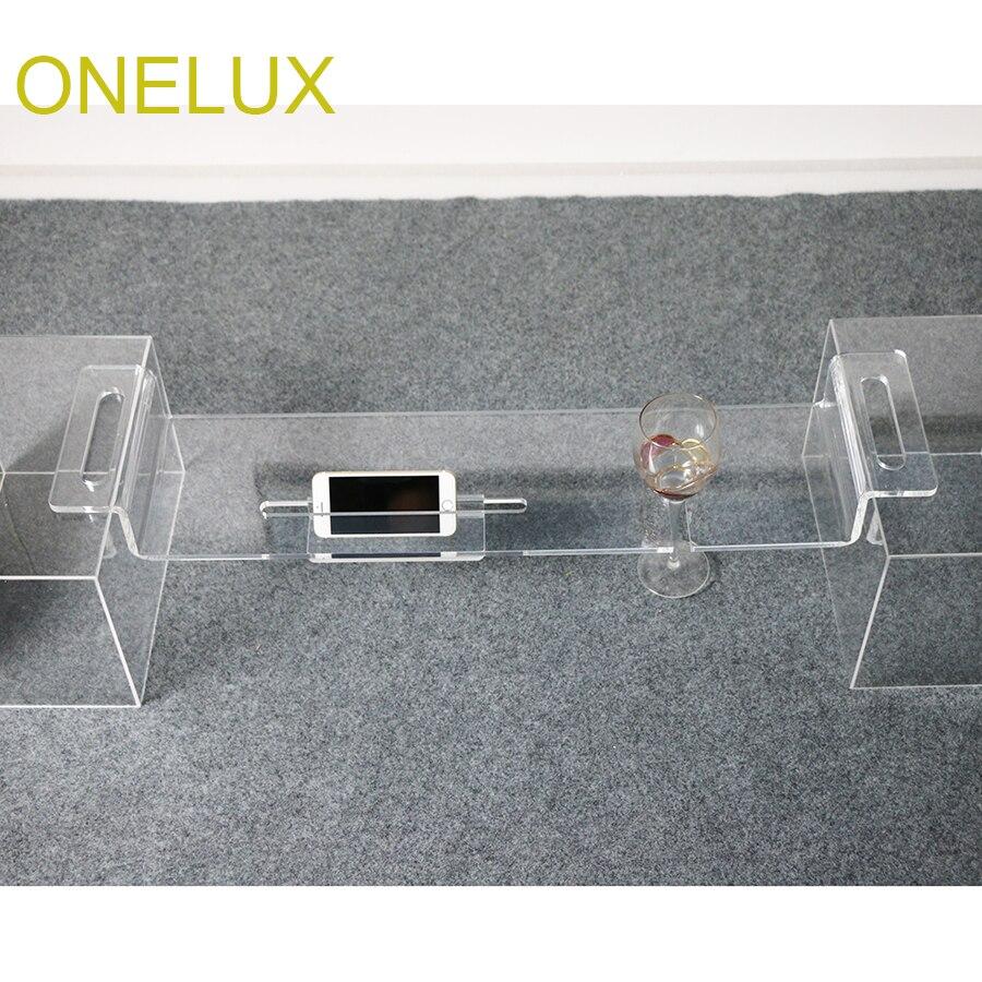 High Transparency Acrylic bathroom mobilephone/ipad/wine glass ...