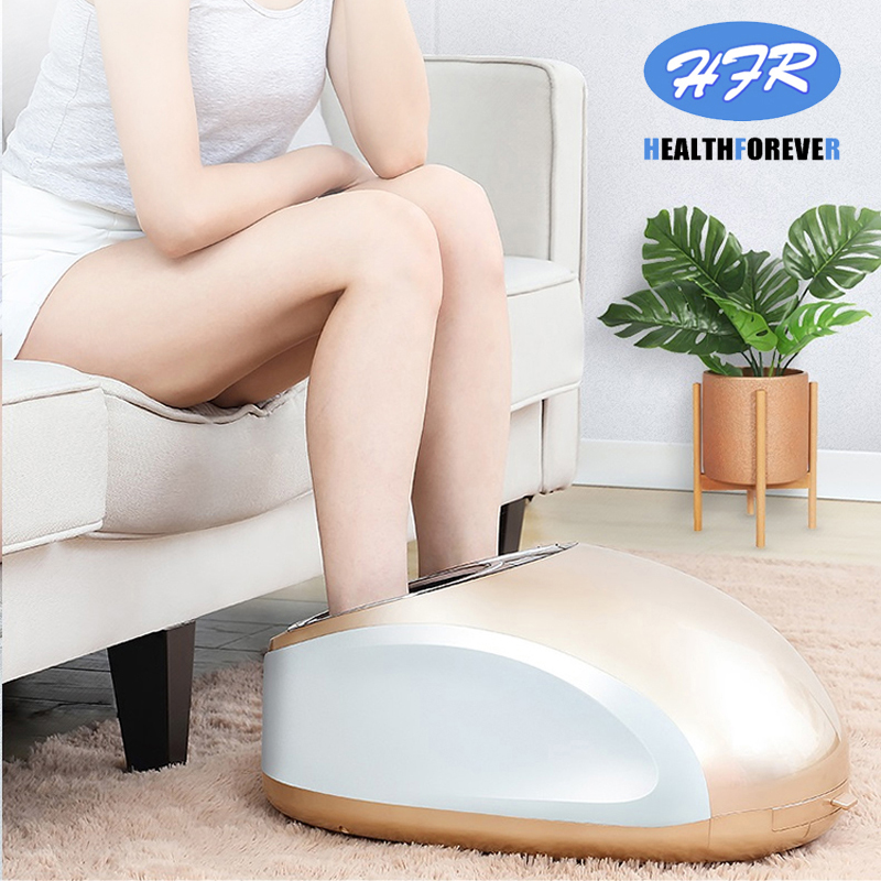 Smart relief Full hot Cheap Total air Compression Leg and foot massage multi function Japan Electric Foot Massager in Relaxation Treatments from Beauty Health