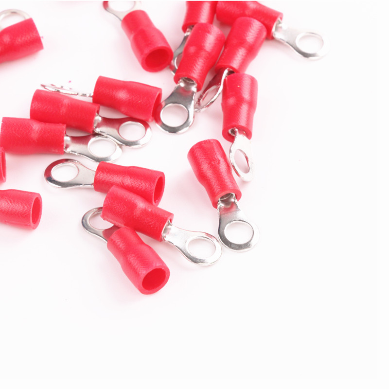 22 18AWG 40pcs High Quality Gauge Red Insulated Wire Connectors ...
