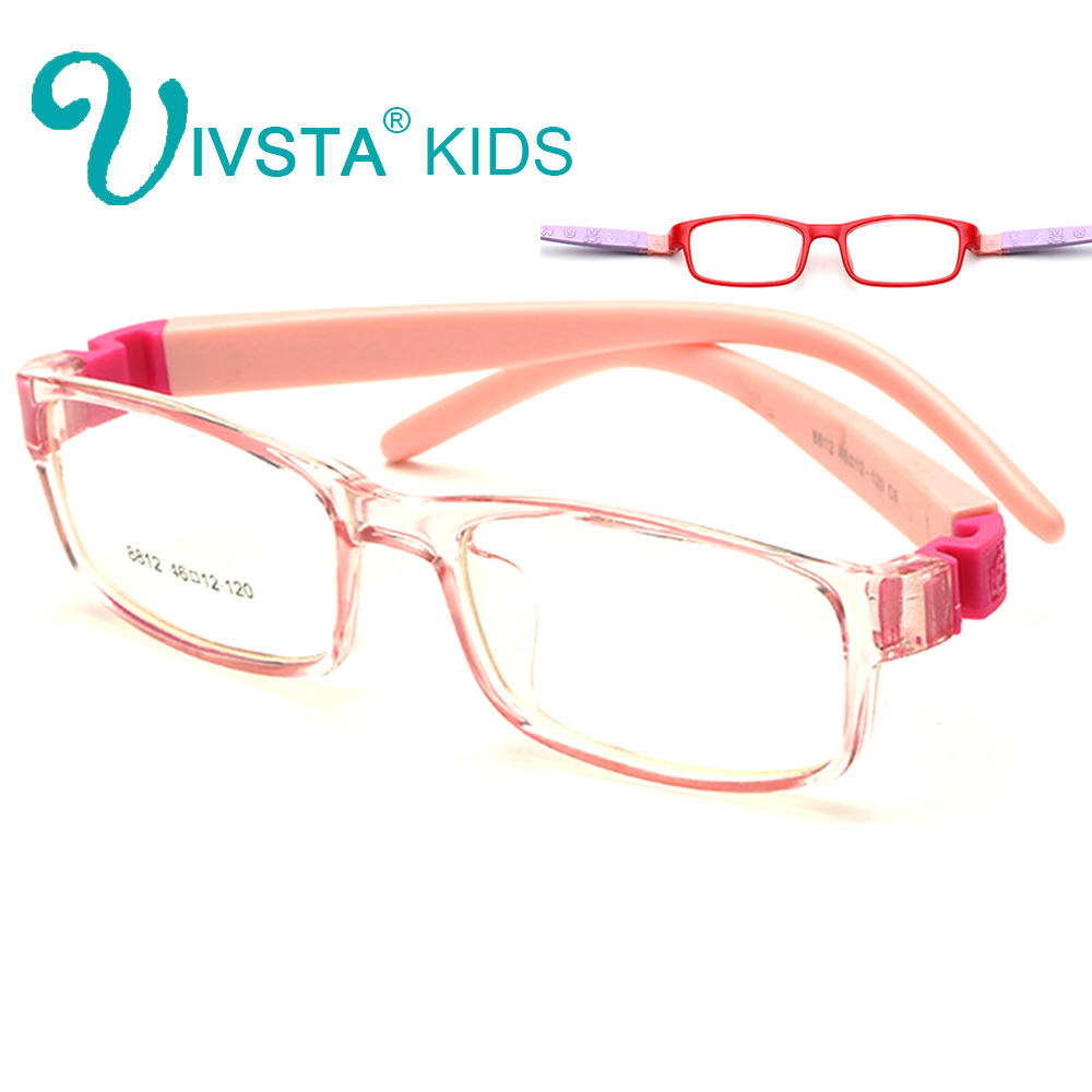 IVSTA TR Eyeglasses Kids Frames Eyewear Optical Glasses ...