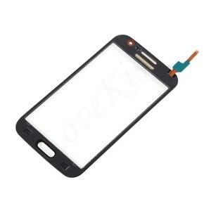 Image 4 - Сенсорный экран сенсор для Samsung Galaxy Win i8550 i8552 Duos GT i8552 8550 8552 Сенсорная панель дигитайзер Переднее стекло инструменты