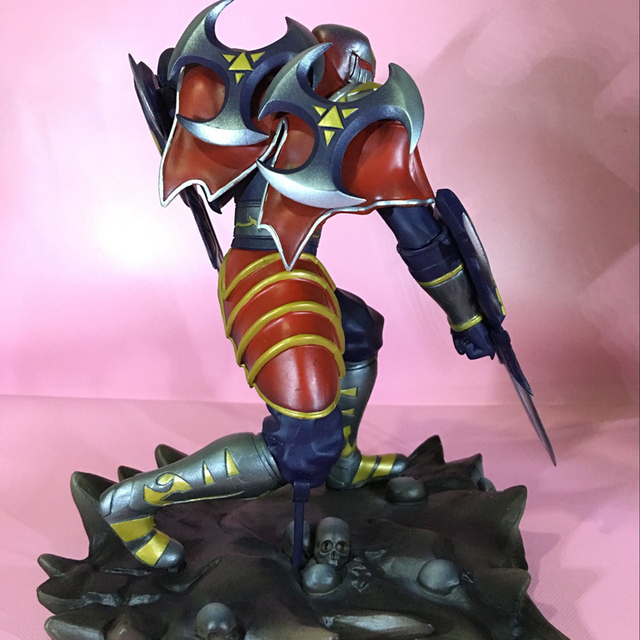 LOL League of Legends figure Action Game ZED Character Model Toy action 3D Game Heros anime party Gift 1