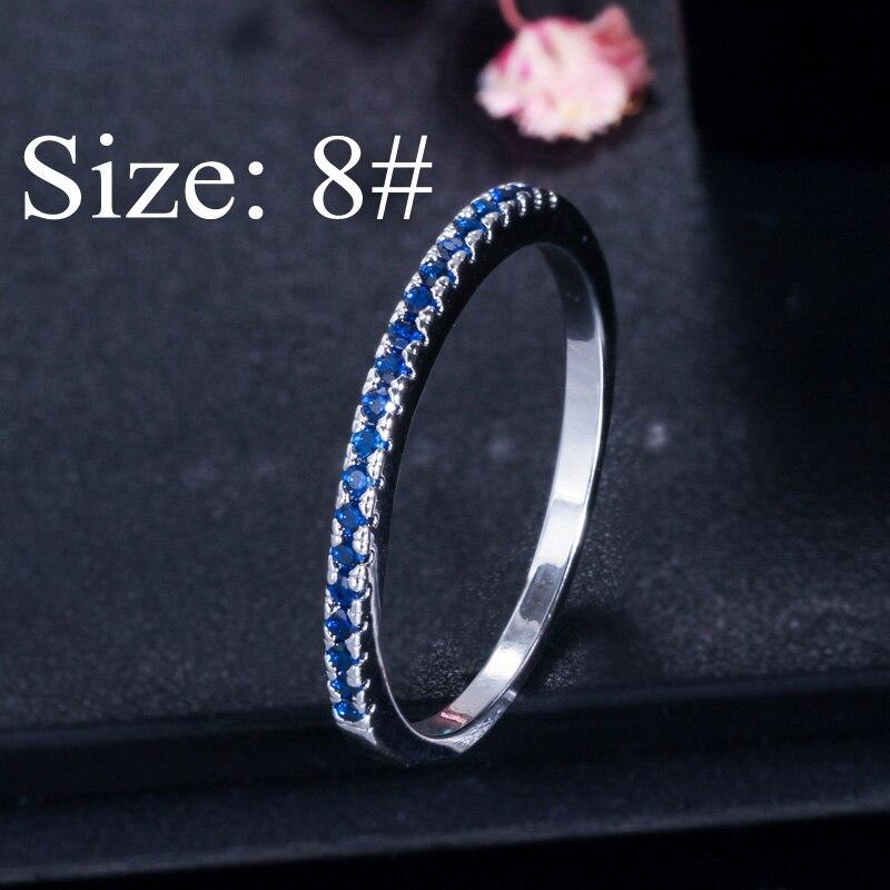 Blue Size 8