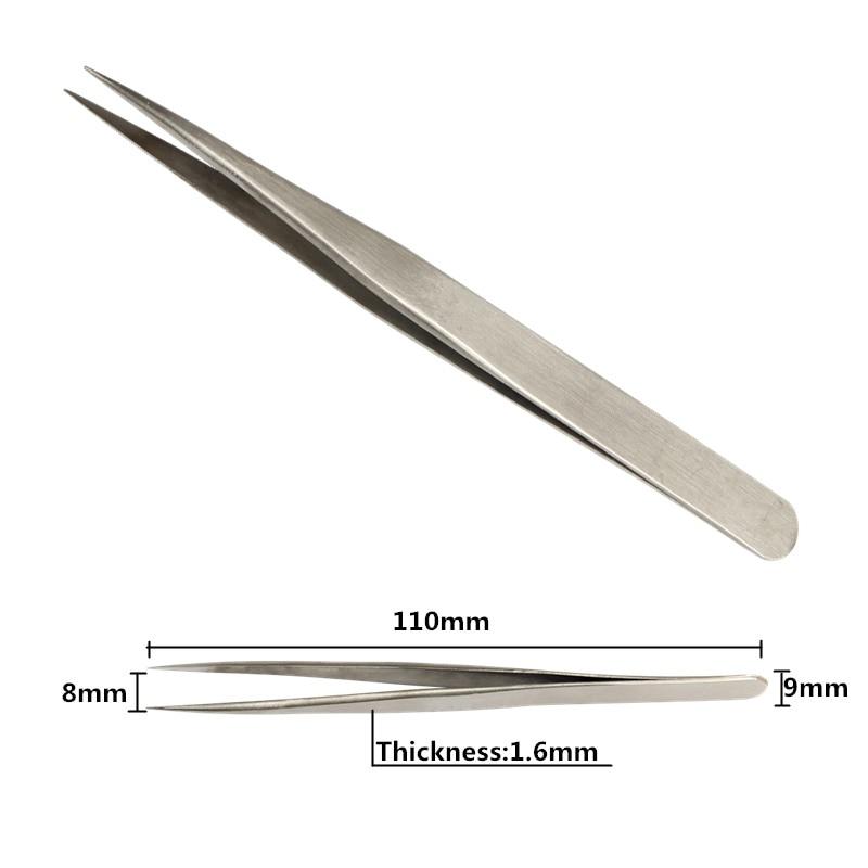 6 vnt elektronikos žnyplės Replės Cheminiai medicininiai - Rankiniai įrankiai - Nuotrauka 2