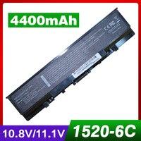 5200mAh Battery For DELL Inspiron 1520 1521 1720 1721 Vostro 1500 1700 312 0504 312 0575