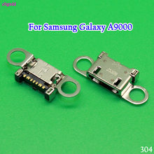 2 stks/partij Micro Usb-poort Opladen Connector Charge Dock Socket Voor Samsung Galaxy A9 A9000 A310 A510 A7100 A9100 A5100 a8 A8000(China)