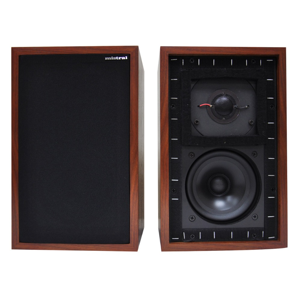 Mistral LS3/5A 11 Ohms 50W x 2 Monitor Speakers (Pair) секретка ls m14x1 50 fl20905sp