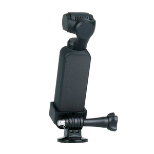 Image 3 - ULANZI OP 3 DJI Osmo Pocket Extension Fixed Stand Holder with GoPro Adapter for Tripods, for DJI Osmo Pocket Gimbal Accessories