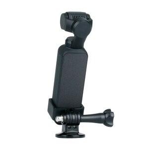 Image 3 - ULANZI OP 3 DJI Osmo Pocket Extension Vaste Stand Houder met GoPro Adapter voor Statieven, voor DJI Osmo Pocket Gimbal Accessoires