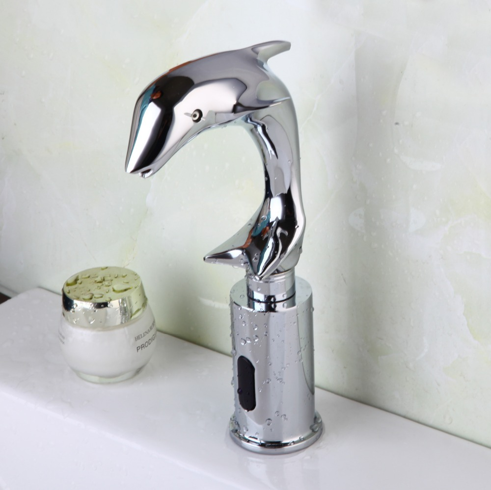 KEMAIDI New Art Design Luxury Automatic Faucet Bathroom Washbasin ...