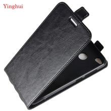 Für Xiaomi Redmi 4X Fall Flip Leder Fall Für Xiaomi Redmi 4X Hohe Qualität Vertikale Abdeckung Für Xiaomi Redmi 4X 5.0