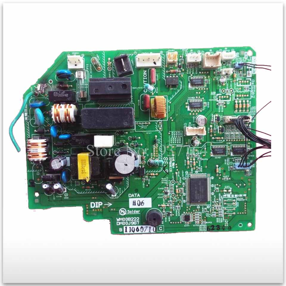 95% new used for Air conditioning computer board circuit board MSD-BF09VC WM00B222 DM00J967 good working 95% new used for air conditioning computer board circuit board bg76n488g02 psh good working