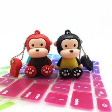 New Cute Cartoon  Pen Drive 4GB 8GB 16GB 32GB 64GB 128GB USB Flash Lovely Pendrive for PC Memory Key Stick