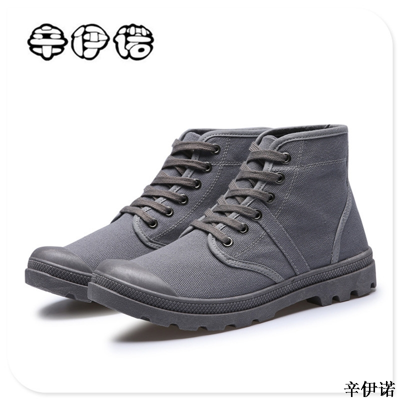 New Classic Canvas Shoes For Men Vulcanized Shoes Casual High Top Flats Male Brand Canvas Shoes Hot-Selling Men Trainers canvas shoes men breathable lace up flats high top men s casual shoes high quality male canvas shoes trainers zapatillas hombre