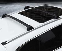 JIOYNG Car Roof Rack baggage luggage Cross Bar For 17 18 HONDA CRV CR V 2017 2018 BY EMS (With Lock)