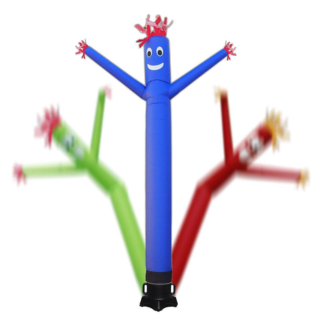 Wind Dancer Tube Man Cartoon Inflatable Dancer Air Puppet Out Door Air Dancer Sky Dancing Man For Advertising night dancer