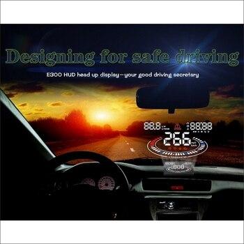 Car HUD Head Up Display For Toyota Matrix/Venza/Prius - Car Virsual Display Projector HUD Safe Driving Refkecting Windshield