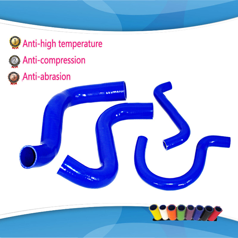 Silicone Radiator Hose Kits for Ford falcon EA EB 6CYL multi point fuel injection 91-93 k8 silicone radiator hose kit for ford focus duratec mzr 1 8l 2 0l dohc