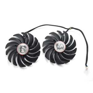 NEW 95mm PLD10010B12HH Cooler Fans FOR MSI GTX1080Ti 1080 1070 1060 RX470 480 570 580 GAMING GTX 770 Graphics Card PLD10010S12HH