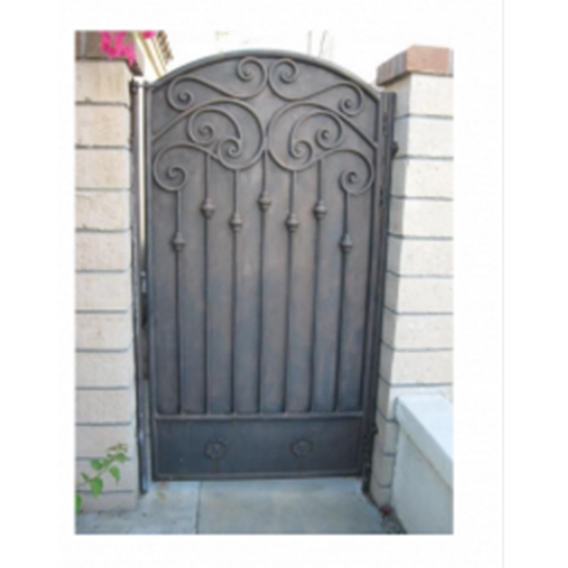 Expanded Metal Mesh For Gates House Metal Front Door Gates Iron Gates  Design In Doors From Home Improvement On Aliexpress.com | Alibaba Group