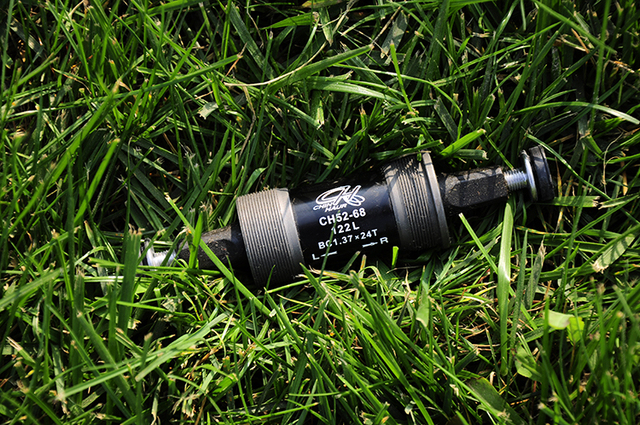 Shimano Chin Haur Ch-52 Bottom Bracket 73 X 113 5 Square Tapered for sale online