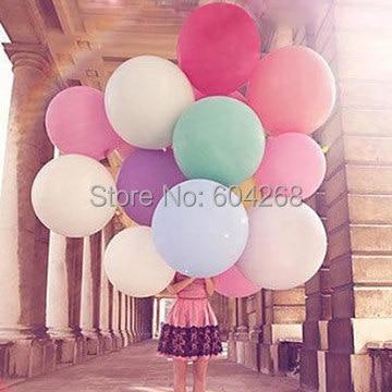 Fabulous Gratis Verzending 10 Stks/partij 36 Inches Ballon Bal Helium  NH62