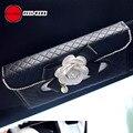 FULL WERK Luxury Leather Universal Car Sun Visor Tissue Holder Paper Towel Box Cover pack of 1