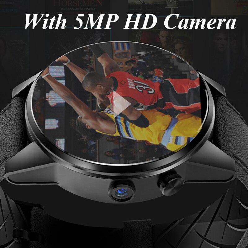3 gb RAM + 32 gb ROM große speicher smart watch Android 4g GPS uhr kamera 5MP sim karte smart armbanduhr bluetooth pk allcall w2 Z28