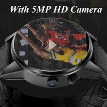 3 ГБ Оперативная память + 32 ГБ Встроенная память большой объем памяти smart watch Android 4G gps часы камеры 5MP sim-карты, смарт-наручные часы bluetooth pk allcall w2 Z28