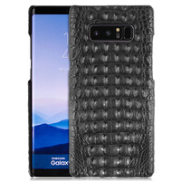 Super Luxury Genuine Crocodile Skin Leather Case For Samsung Galaxy Note 8 Cover Natural Real Crocodile