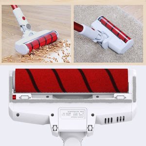Image 5 - Xiaomi JIMMY JV51 Handheld Cordless Vacuum Cleaner For Home Portable Wireless 115AW Suction Carpet Sweep Clean Mi Dust Collector