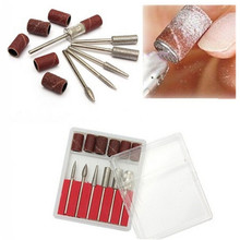 Brand Thinkboo Nail Art Tip Electric Manicure Toenail Drill File Tool Nail Grinder Polisher Set