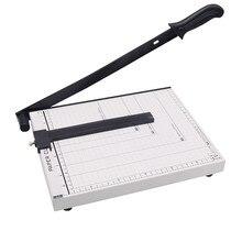 1 шт. ручной резчик бумаги A4 B5 A5 B6 B7 офисные школьные принадлежности для резки Универсальный нож Ножницы открывалка для письма режущие коврики нож