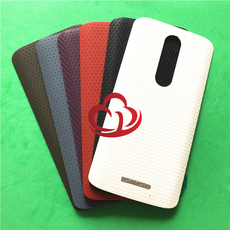 Back Battery Cover Housing For Motorola Droid Turbo 2 XT1585 XT1580 XT1581 MOTO X Force Rear cover
