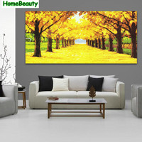 Home Beauty 50 100 Diy Canvas Painting By Numbers Wall Picture For Living Room Acrylic Famous