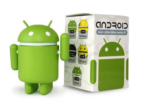 new arrive mini cute google android robot doll green christmas ornaments counter birthday gift