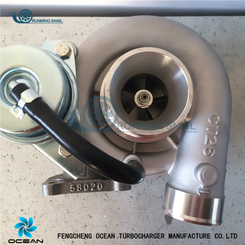 TURBOCHARGER CT26 17201-17030 FOR TOYOTA Landcruiser 3L 7MG-TE 4.2L 1HD-FT  CT26-2 17201 17030