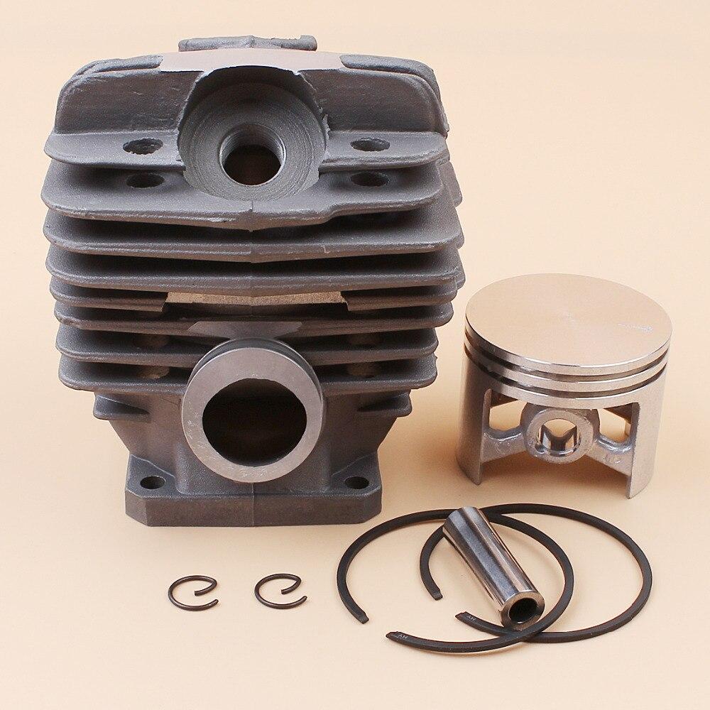 Kit d'assemblage de Piston de cylindre de 48mm pour STIHL 034 036 MS360 MS340 MS 340 360 moteur de tronçonneuse 11250201206, 1125 020 1206