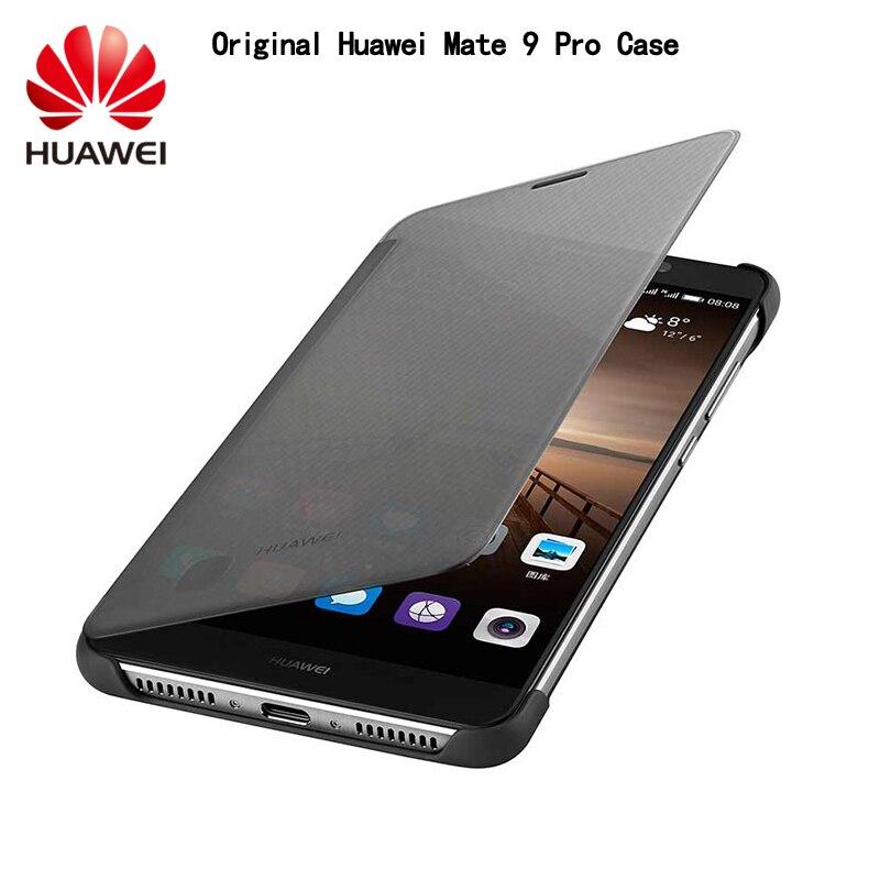 """bilder für HUAWEI Taube 9 Fall Ursprüngliche Marke Luxus Intelligente Fenster Flip Ledertasche Für Huawei Taube 9 (5,9 """"zoll) Coque"""