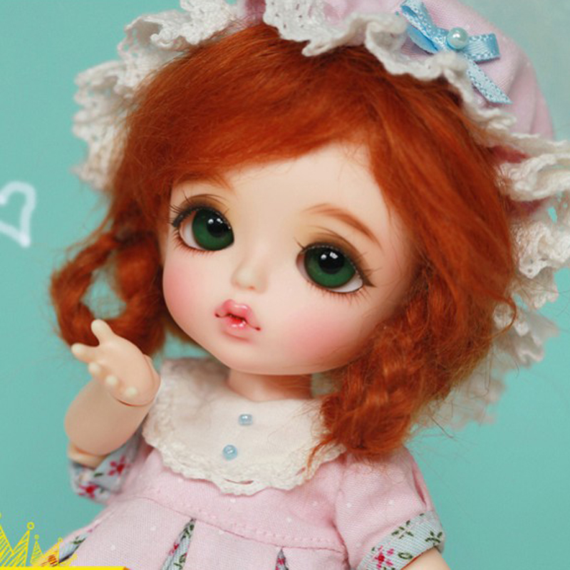 2019 New arrival High Quality BJD SD Doll 1 8 Sophie White Princess YOSD Reborn Baby