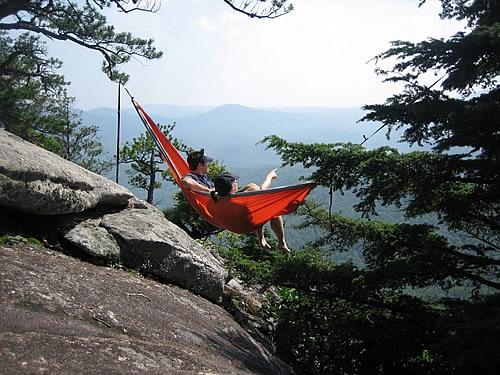 Double Hammock Camping Survival Hammock Garden Swing Outdoor Or Indoor  Swing Bed Relaxing Portable Outdoor Furniture